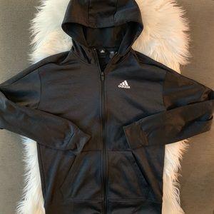 ADIDAS Climawarm Hoodie Jacket